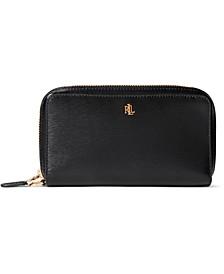 Saffiano Leather Tech Wallet