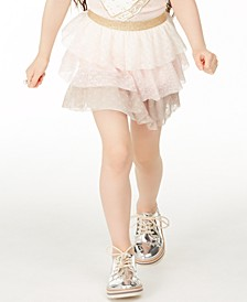 Toddler Girls Ice Cream Tiered Skirt, Created for Macy's
