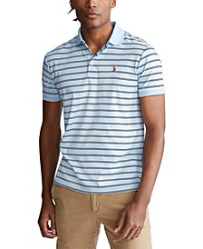 Men's Custom Slim-Fit Polo Shirt