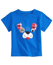 Baby Boys Puppy Dog T-Shirt, Created for Macy's