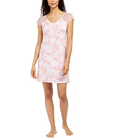 Lace Sleeve Nightgown, Created for Macy's