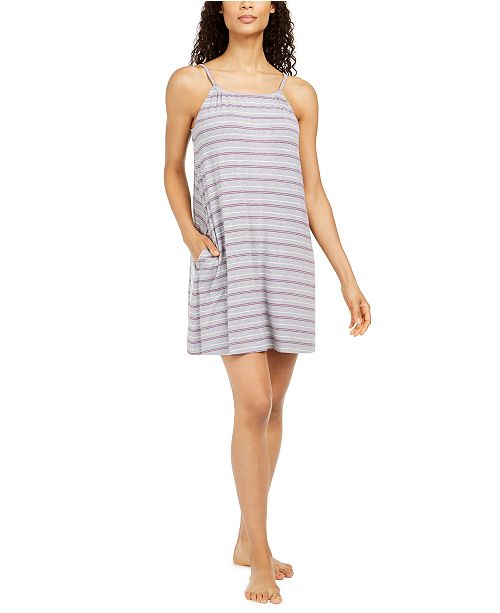 Alfani Super Soft Chemise Nightgown, Created for Macy's