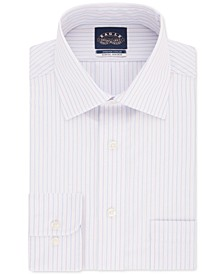 Men's Slim-Fit Tek Stripe Dress Shirt