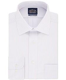 Men's Slim-Fit Tek Stripe Dress Shirt