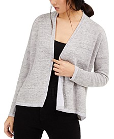 Linen Slouchy Cardigan