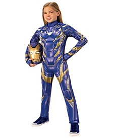 Avengers Big Girl New Deluxe Armored Costume