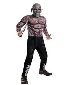 Avengers Big Boy Drax Deluxe Costume