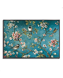 Blossom I by Lisa Audit Fine Art Giclee Print on Gallery Wrap Canvas