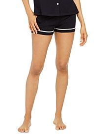 Ladder Lace Pajama Shorts, Online Only