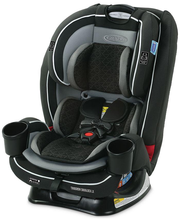 Graco - TrioGrow SnugLock® LX 3-in-1 Car Seat