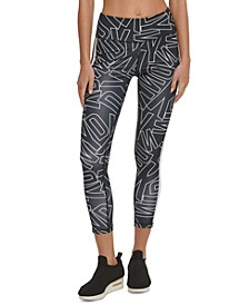 Sport Logo-Print Leggings