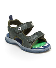 Toddler and Little Boys Lighted Sandal