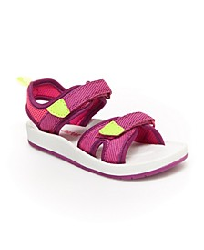 Toddler and Little Girls Sandal