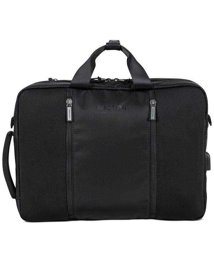 Kenneth Cole Reaction - Men's Convertible Backpack Briefcase