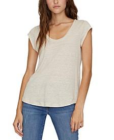 Alma Linen T-Shirt