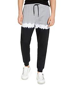INC Men's Alive Tie Dye Jogger Pants, Created for Macy's