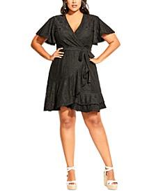 Trendy Plus Size Sweet Love Dress