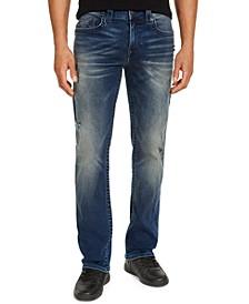Men's Ricky Straight Leg Jeans