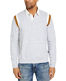 Men's Polo Sweatshirt