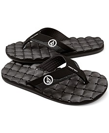 Toddler Boys Recliner Sandals