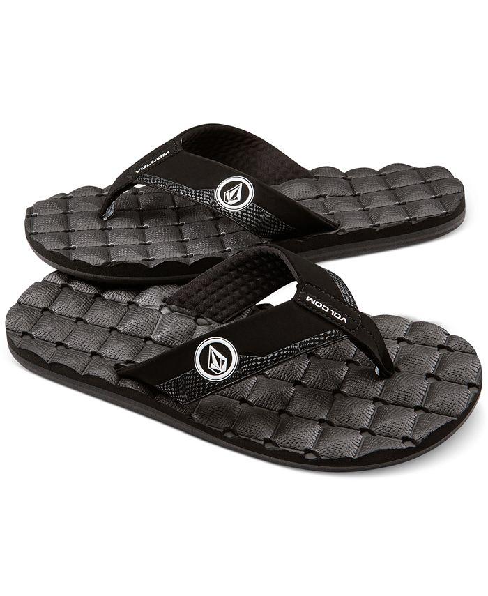 Volcom - Toddler Boys Recliner Sandals