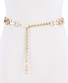 Chain-Link Belt