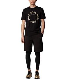 BOSS Men's Tee 5 Charcoal T-Shirt