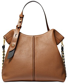 Downtown Astor Large Leather Shoulder Bag