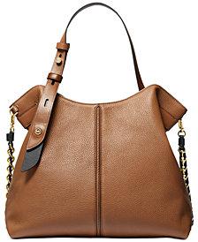 Michael Michael Kors Downtown Astor Large Shoulder Bag