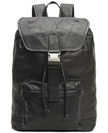Men's Cody Leather Backpack