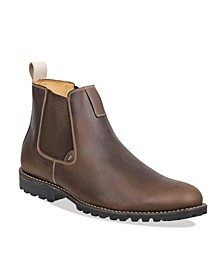 Men's Plain Toe Chelsea Boot