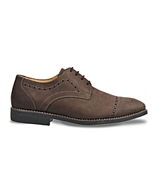 Men's Cap Toe 4 Eyelet Oxford