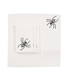 Halloween Spider Web Napkins - Set of 4