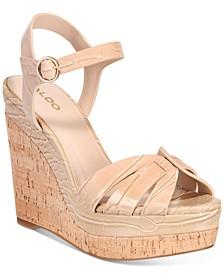 Women's Manglietia Wedge Sandals