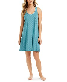 Ultra-Soft Racerback Nightgown, Created for Macy's