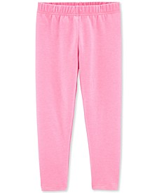 Little & Big Girls Pink Leggings