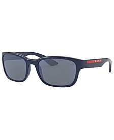 Linea Rossa Sunglasses, PS 05VS 57