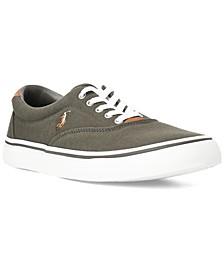 Men's Cotton Herringbone Twill Sneaker