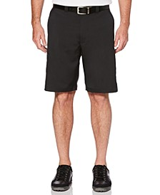 Men's Moisture-Wicking Stretch Cargo Golf Shorts