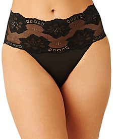 Women's Light & Lacy Hi-Cut Brief Underwear 879363