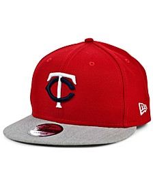 Minnesota Twins H-VIZ 9FIFTY Snapback Cap