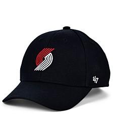Boys' Portland Trail Blazers Team Color MVP Cap