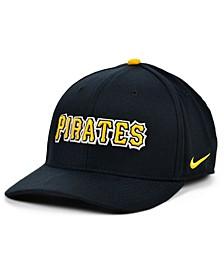 Pittsburgh Pirates Legacy 91 Dri-FIT Swooshflex Stretch Fitted Cap
