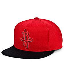 Mitchell & Ness Houston Rockets 2 Team Reflective Snapback Cap