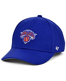 Boys' New York Knicks Team Color MVP Cap