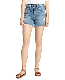 Frisco Cut-Off Denim Shorts