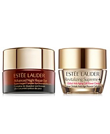 Receive a FREE 2pc skincare gift with $75 Estee Lauder purchase.