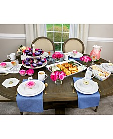 Garden Party Dinnerware Collection, Created For Macy's
