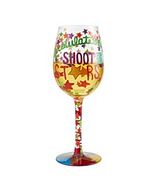 LOLITA Congratulations Wine Glass