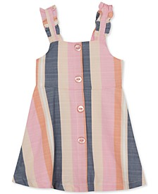 Baby Girls Striped Sundress